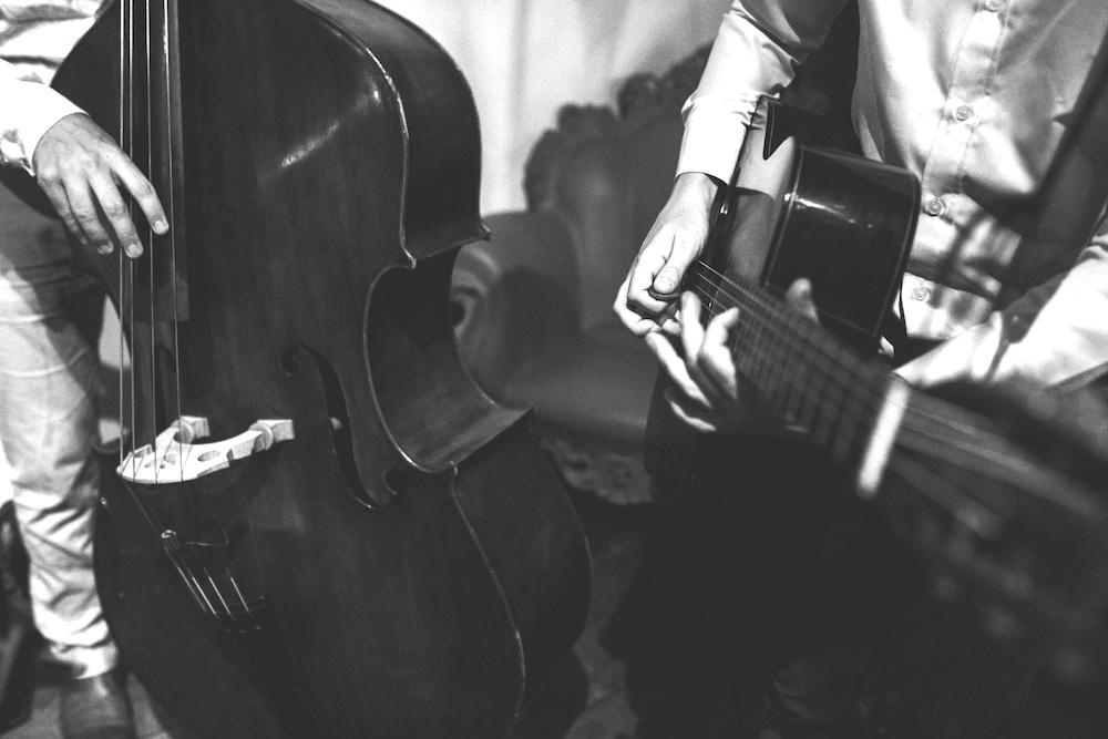 Muzikanten uitvaart